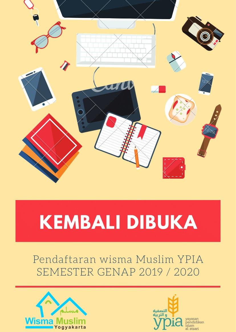 Poster Wisma 2019-2